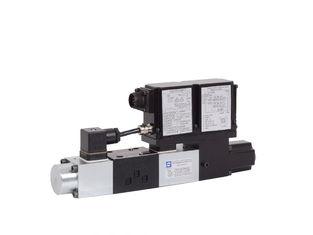 Alta freqüência proporcional hidráulica MA-DHZO-T 06 e 10 da válvula do sentido de MA-DKZOR-T