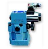 DB DBW 5 X válvulas hidráulicas de alívio piloto Rexroth DB / DBW 10 / 20 / 30