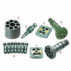 Hitachi peças de bomba hidráulica para EX200 - 1 / 2 / 3 / 5 / 6, EX300 - 1 / 2 / 3