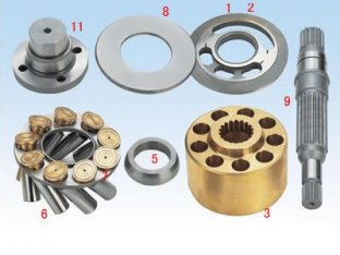 LPVD64 / 75 / 90 / 100 / 125 / 140 / 150 (A912 - 04) partes de bomba hidráulica