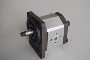 Bombas de engrenagem hidráulica de Rexroth engenharia Micro 2B2 para máquinas