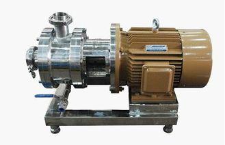 Os sistemas de bomba hidráulica de mistura CSJ100 para o corpo lavam/borrachas sintéticos